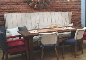 mese lemn masiv hotel, pensiune, restaurant