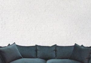 Canapea tapitata pentru hotel, restaurant, pensiune