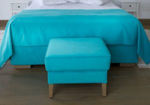 Mic mobilier tapitat pentru hotel, pensiune, restaurant