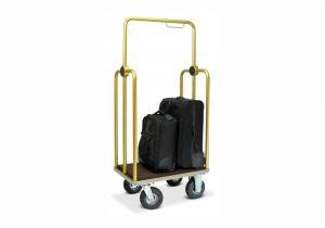 Carucior bagaje pentru hotel